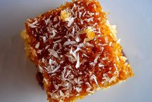 Dulces del mundo - International desserts, cookies and pastries