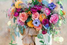 inspiracje ślubne kolory