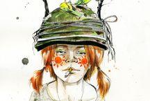 watercolor ♥️