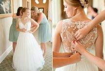 Wedding Photo Inspiration / Photo ideas for wedding photos / by Alicia Sgambelluri