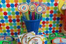 Party stuff / by Tricia Meier