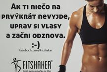 Fitness inspirace