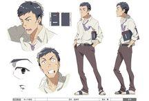 Manga / Characters