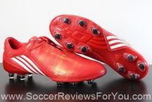 Adidas F50 Tunit and Others