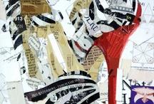 zapato de colas