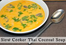 Soup / Thai Cocoanut