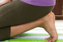 yoga for feet / by Rose Hanson