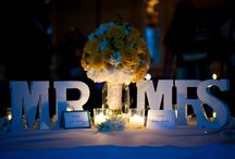 My actual wedding / by Crystal Ballard