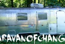 caravan of change / Help us change the world! http://kck.st/15uuFV8 / by Ayesha Reynolds