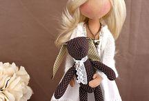 выкройки кукол для меня