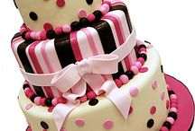Cakes = Happiness / by Angela Glausier