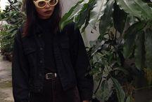 - 1. Grunge fashion