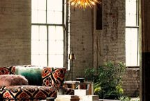 Bohemian Chic Style  (also see Global/Import Chic)