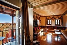 Hotel Athina / An amazing alternative Tourism Luxury Hotel in the middle of the Mountains and Forest of Zagori in Epirus, Greece