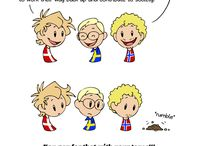 Scandinavia and the World (comic)