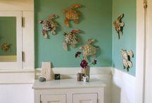 ideas for the bathroom / by Donna Cannady
