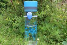 Eco-friendly water bottles