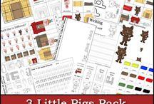 Preschool - Printable Packs / by Sammie Mauk