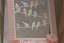 CTMH - Sklylark / Some ideas here feature the paper pack named above.  Other ideas could be beautifully replicated with this paper pack, coordinating embellishments, complements, and/or stamp sets.