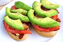 Avocados Recipes / Healthy recipes and ideas to use the heart healthy avocado in! Gluten free, vegan, low calorie and protein packed... all avocado lovers welcome :)
