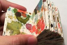 Artists' books, zines