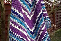 My crochet. Moje prace szydełkowe.