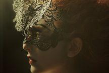 Masquerade / We all wear masks...