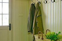 Hal, toilet, badkamer