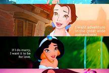 Principesse e cattive