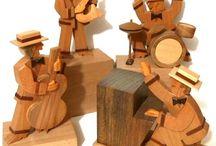 ART*WOOD / Sculture e Oggetti realizzati in legno