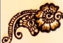 Henna Paste for temporary henna tattoo