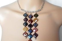 semi precious necklace designs