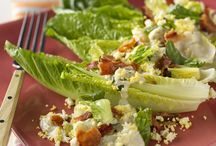 Romaine Hearts Recipes / What to cook when romaine hearts are on sale! / by Rebecca Sherman