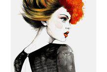 Drawings / Paulina Radziszewska Drawings