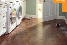 Laundry Room / by Tarkett Residential (N. America)