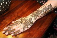 Beautiful Mahendi Designs