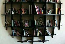 Kitaplıklar