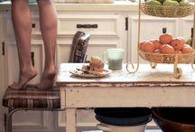 kitchens / by Alyson Baker Mikl