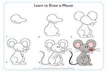 Frosken og musa, mi kreative bok