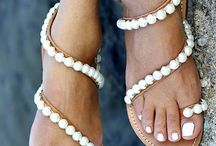 Sandálias costumizadas