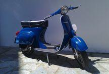 Vespa / moto