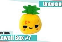 Kawaii Box / Jeden Monat gibt es eine neue Kawaii Box - das sind meine Unboxings!