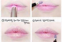 Korejský makeup