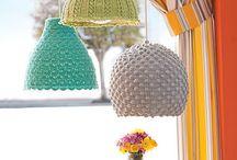 Crochet Lampadari