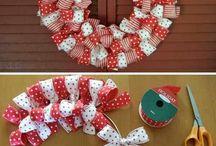 Wreaths / by Bev Broucker Gibbs