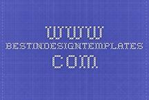 Template / template per InDesign