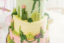 Cactus Bridal Shower / Cactus and Succulent inspired bridal shower ideas.