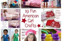 American Girl / by Amy Lacey