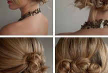 Hairstyles / by Mama D