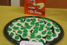 Dr.Seuss Birthday & Earth Day / by Cecille Carlisle